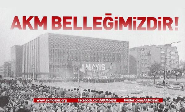 AKP'li Karaaslan: AKM'nin kente kattığı bir şey yok, yıkılmasın da ne olsun