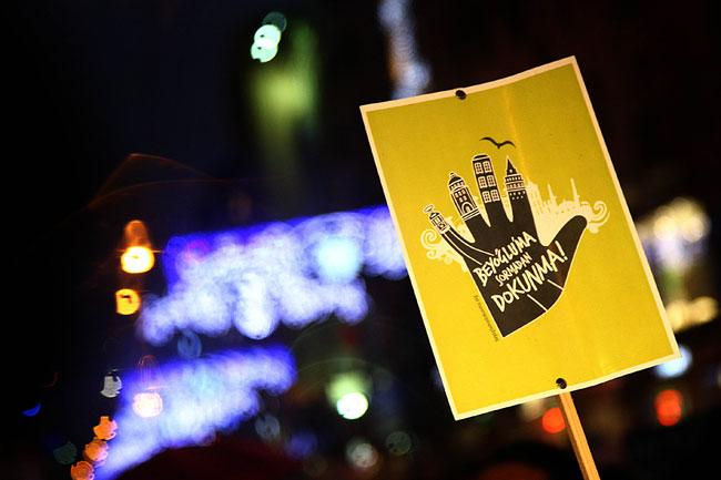 Bakanlık bastırdı, Koruma Kurulu Beyoğlu imar planını onayladı