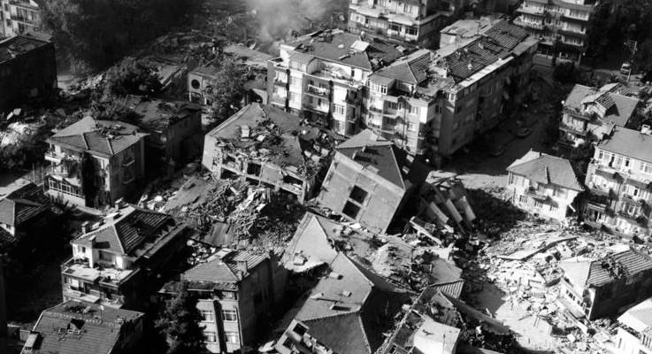 Depremde en tehlikeli 9. kent İstanbul: 2025'e dek deprem yüksek ihtimal