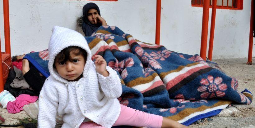 Sınırda bekleyen mülteciler: Bize bayram sınır açılırsa gelecek