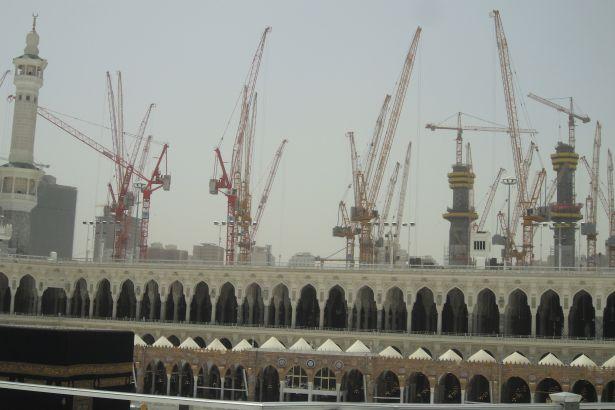 Suudilerin din turizmi planları katliam getirdi
