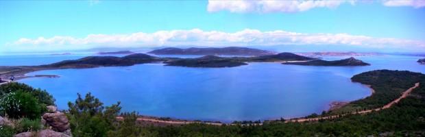 Cunda Adası'nda sit kalkıyor lüks villalar geliyor