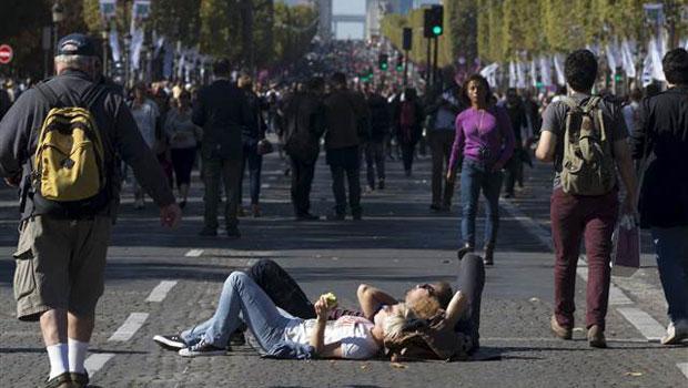 Paris'te bir ilk: Araçsız Kent Günü