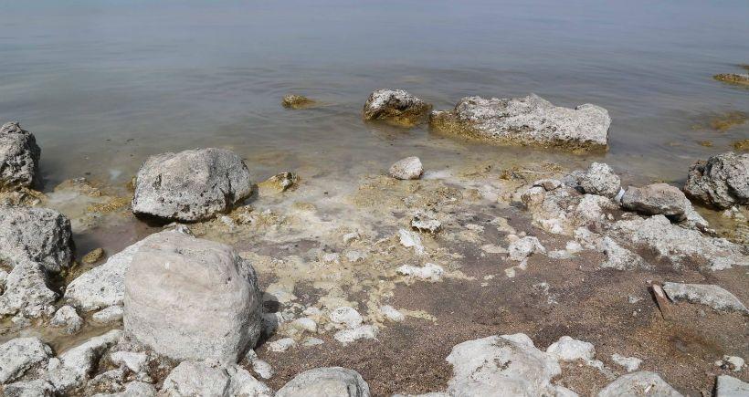 Van Gölü kirden geçilmiyor