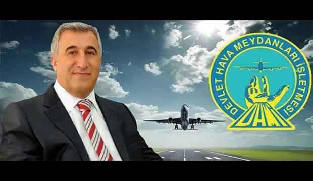 Yolsuzluktan yargılanan eski DHMİ Genel Müdürü Orhan Birdal AKP'den aday adayı