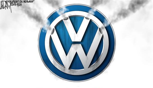 VW'nin bilinçli hilesi tam bir çevre skandalı