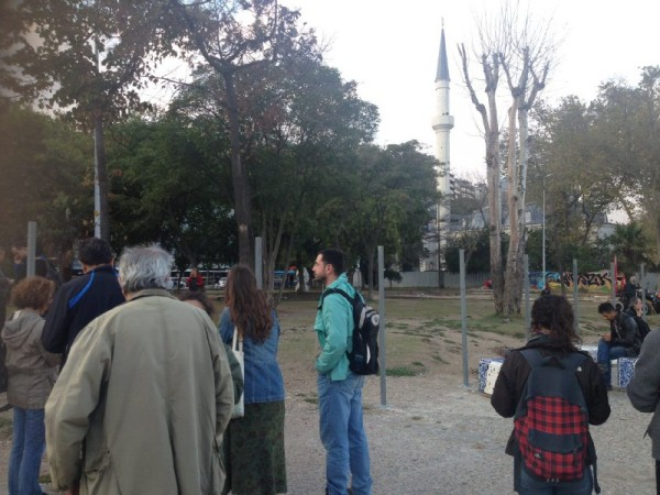 Fındıklı Parkı'na sahip çıkalım: İstanbul halkına Boğaz'ı görmek, nefes almak yasaklanamaz!