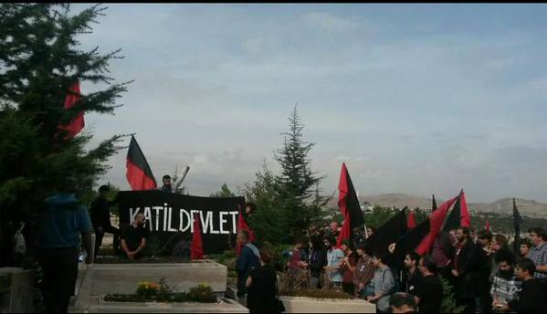 Anarko-Sendikalist Ali Kitapçı'ya Selam Olsun