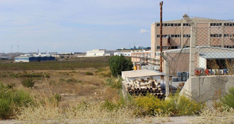 Boya fabrikasında kimyasal atık iddiası
