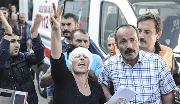 10 Ekim Ankara katliamında yitirdiğimiz canlarımız