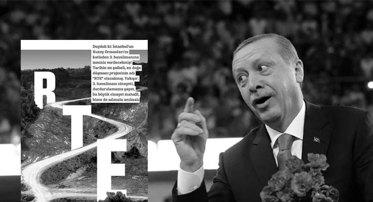 Erdoğan'ın 'doğa dostu' dediği havalimanı için aylar önce 'kıyım raporu' hazırlanmıştı