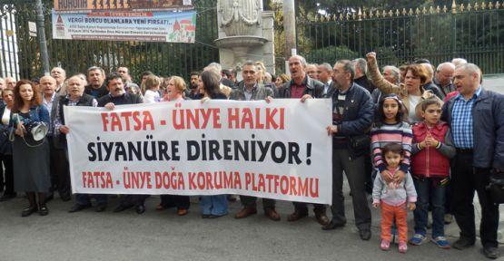 Fatsa Ünye Platformu, 24 Ekim Pazar, Galatasaray Meydanı'na çağırıyor