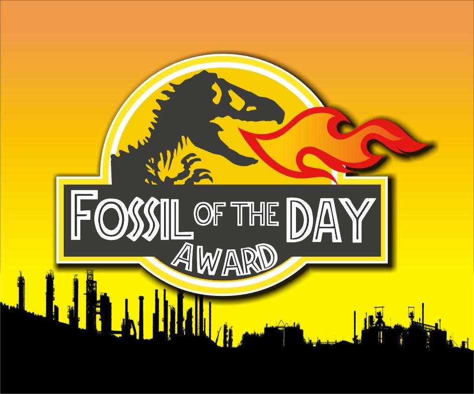 Türkiye yılın fosili ödülüne aday