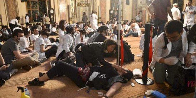 Gezi davasında 244 sanığa ceza yağdı; dört sanığa 'camiyi kirletmek'ten 10 ay hapis!