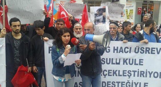 Hacı Hüsrev mahallesi rantsal dönüşüme karşı!