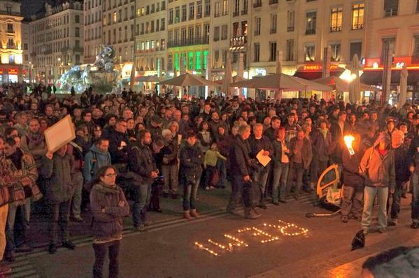 1 yıl önce öldürülen yaşam savunucusu ZADist Rémi Fraisse'yi anıyoruz