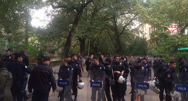 Saraçoğlu Mahallesi'nde sabah baskını
