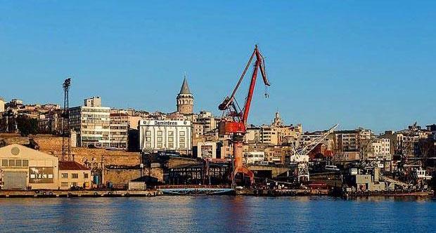 Haliçport'ta ÇED süreci başladı, 700 odalı 3 otel, 2 yat limanı inşa edilecek