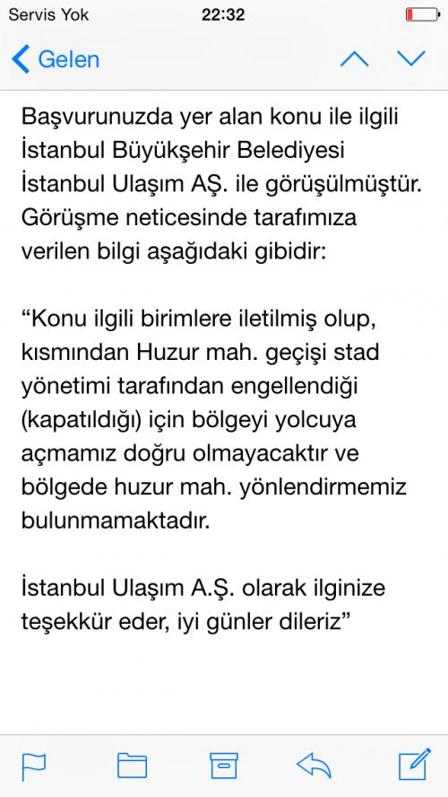 Galatasaray Arena Stad yönetimi, Seyrantepe metro çıkışının açılmasını engellemiş
