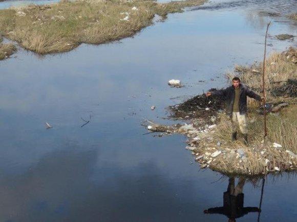 Bartın Irmağı'ndaki kirlilik TBMM gündemine taşındı