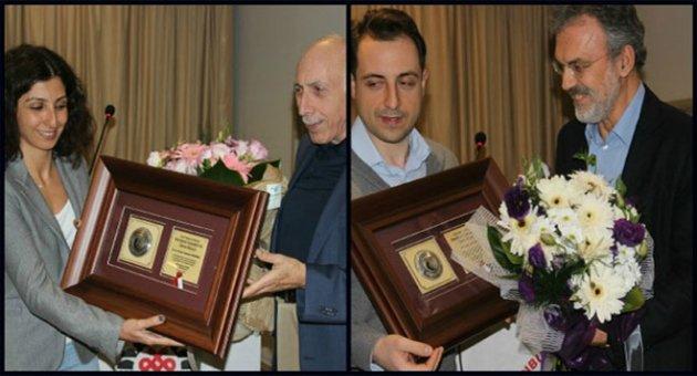 Gezi doktorlarına TTB'den Onur Ödülü