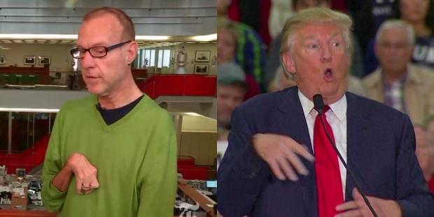 """Başkan adayı Donald Trump, engelli muhabirle alay etti! Tüm """"başkan""""lar ayrımcı ve yaşama düşmandır"""