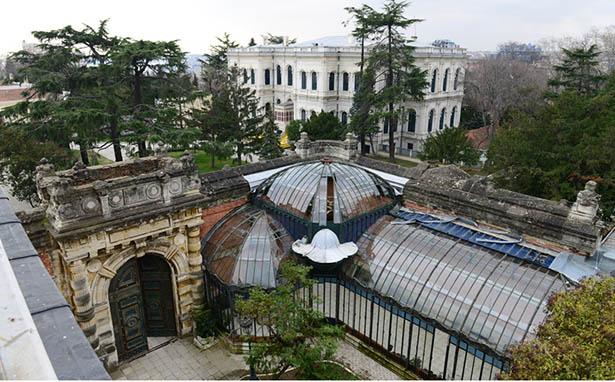 21. yüzyılda bir Saray 'sevdalısı': Erdoğan Yıldız Sarayı'na göz koydu