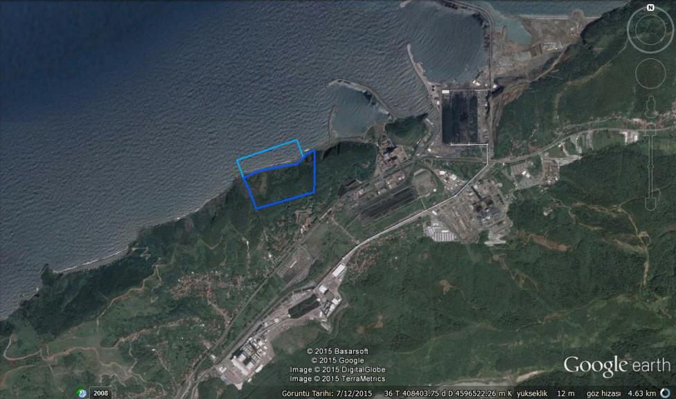 Zonguldak Çatalağzı'na 7. termik santral!