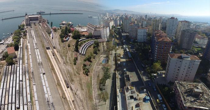 İki yılda bitecek dediler, İstanbul'un banliyö hattını söküp gittiler!