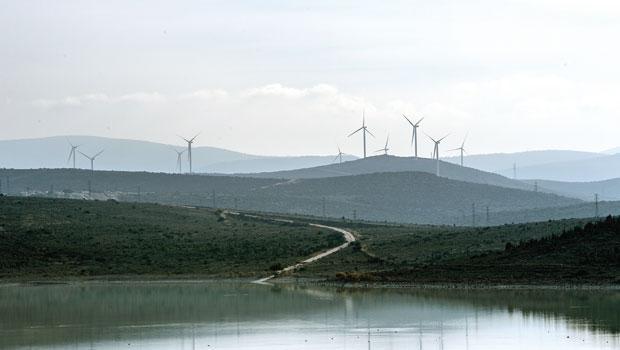 Ege'de rüzgar enerji santrali sayısı patladı