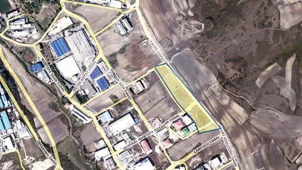 Hadımköy'de 41 bin metrekare mera daha imara açıldı