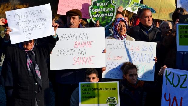 Kuzey Ormanları Savunması, İstanbul Köyleri Forumu'na çağırıyor