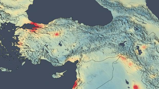 İstanbul'un havası 10 yılda yüzde 50 kirlendi