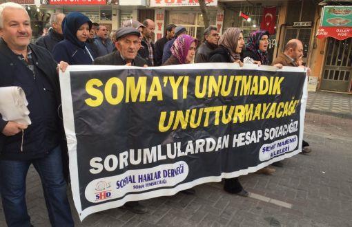 """Soma davası: """"İnsan nakil bantlarında kömür taşınıyordu"""""""