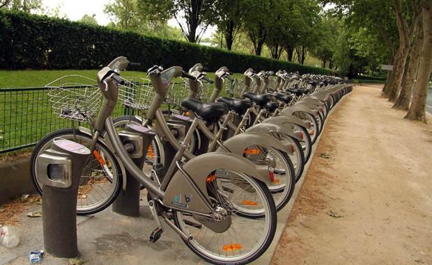 ODTÜ öğrencilerinden kampüste bisiklet paylaşım projesi