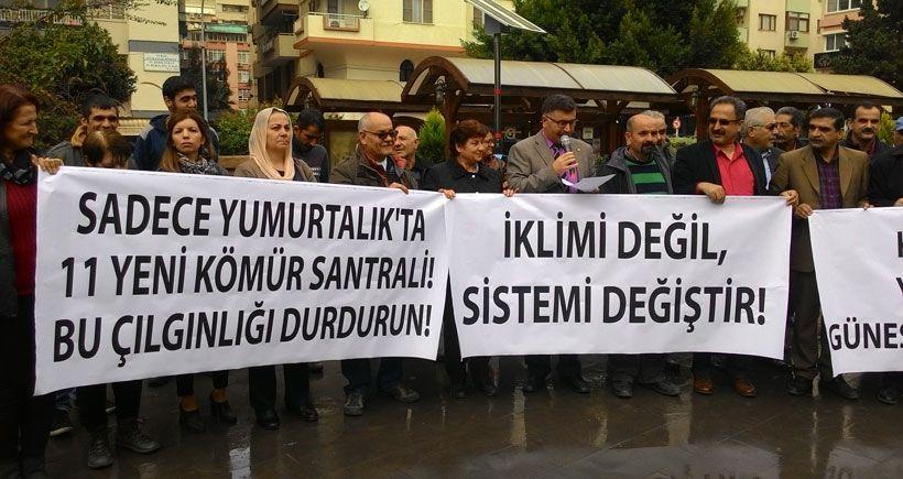 İklim zirvesine Adana'dan uyarı