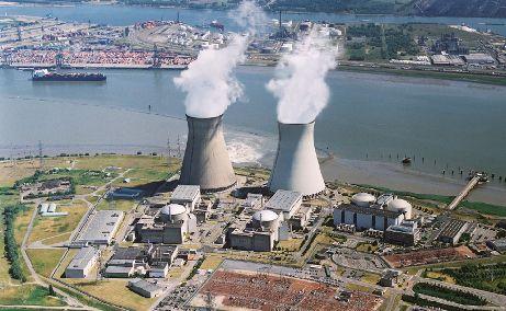 Belçika'da Doel nükleer santrali yeniden devre dışı