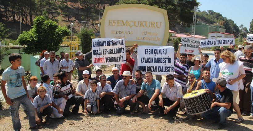 Bir Efemçukuru uyarısı da İzmir Kent Konseylerinden