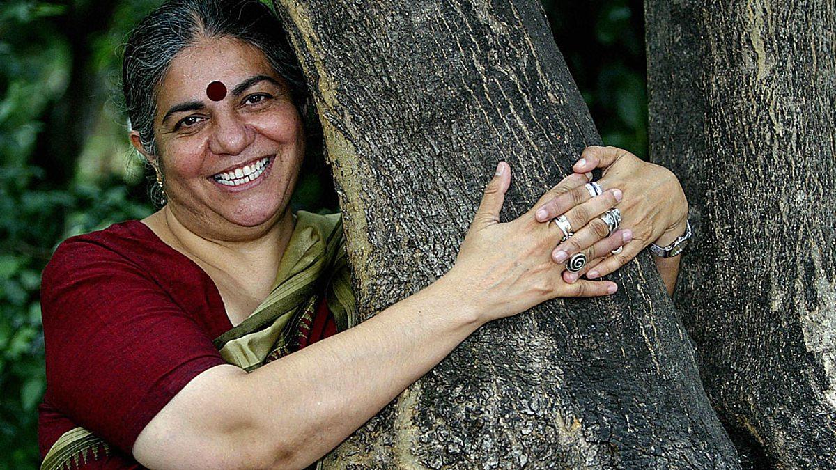 """Vandana Shiva: """"Doğa Ana'yı savunmak en önemli insan hakları ve sosyal adalet çabasıdır. Zamanımızın en kapsamlı barış hareketidir."""