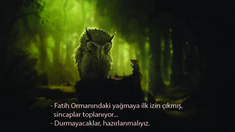 Bakanlık, Doğuş ve Bilgili'ye Fatih Ormanı'nı yağmalama iznini verdi! Sincaplar seni çağırıyor…