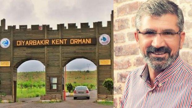 Tahir Elçi adı Diyarbakır'ın kent ormanında yaşayacak