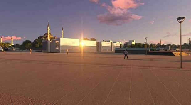 Mimar Sinan'ın Mihrimah Sultan Camii'ne rant gölgesi düştü!
