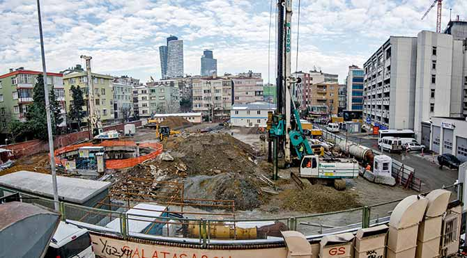 İstanbul'da bir rant projesi daha iptal edildi