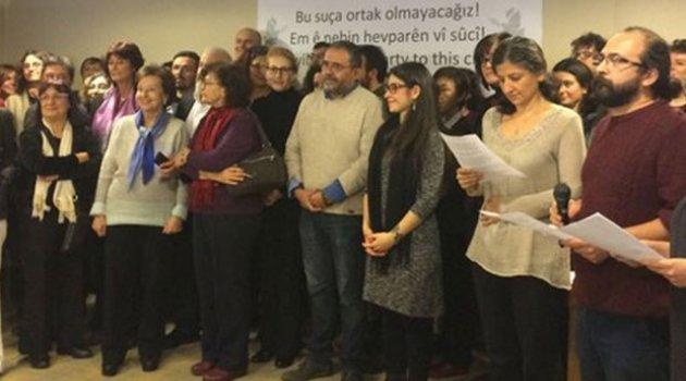 Akademisyenlerden Erdoğan ve YÖK'e yanıt
