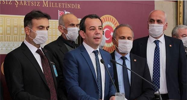 Meclis'te 'maskeli' toplantı