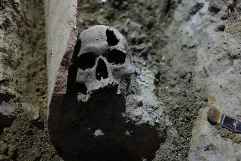 İstiklal Caddesi'nin Altında Roma Mezarlığı Var