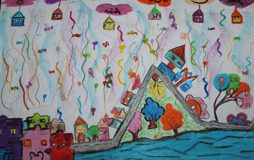 Çocuklar oyun alanı ve yeşil çevre istiyor: Düşlerinde özgür dünya