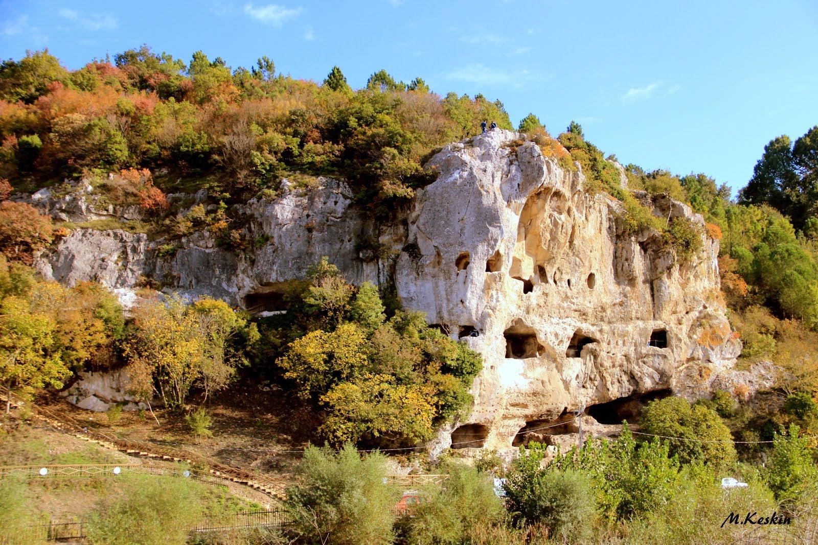 Kuzey Ormanları tarihin tanığıdır: 3000 yıllık İnceğiz Trak Mağaraları / Manastırları