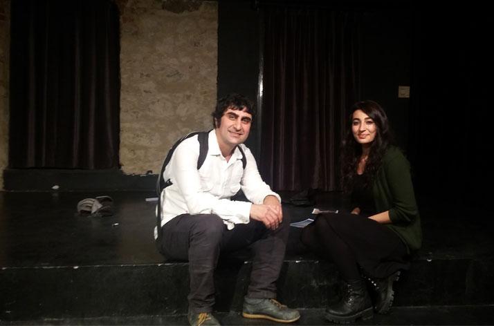 """Gezi'den Suruç'a bir """"yol"""" hikayesi…"""
