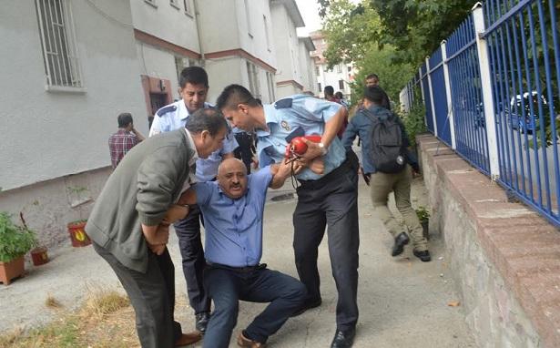 Saraçoğlu'nda baltayla kapı kırana değil, mimarlara soruşturma açıldı
